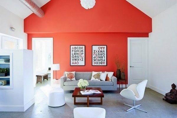 Top 8 xu hướng màu nội thất 2019