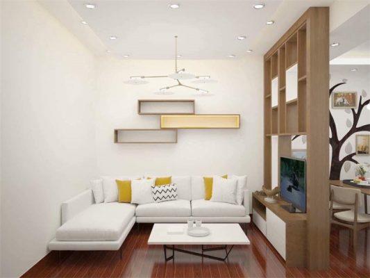 Thiết kế nội thất nhà ở hiện đại sang trọng
