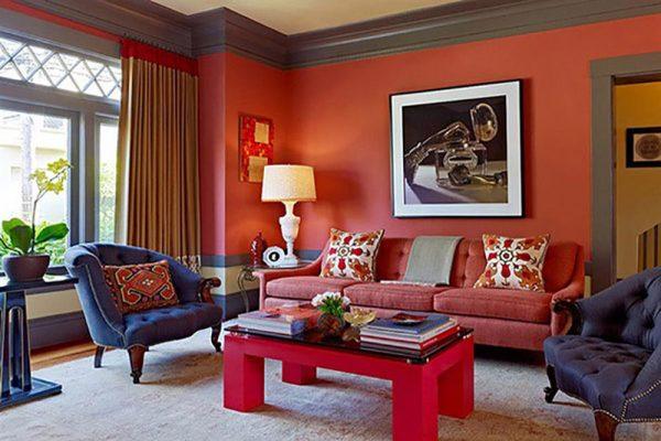 5 phong cách thiết kế nội thất độc đáo cho căn hộ