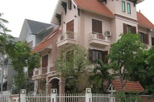 Cho thuê biệt thự Phố Võng Thị, Tây hồ nhà 170m2 xây 3,5 Tầng