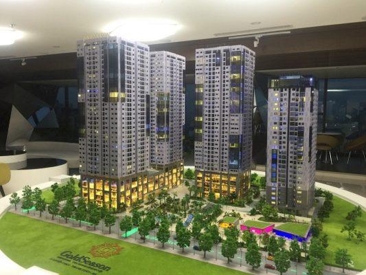 CC GoldSeaon – Bán căn hộ suất nội bộ tập đoàn TNG