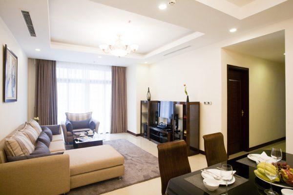 Cho thuê căn hộ chung cư Royal – Miễn phí dịch vụ 10 năm