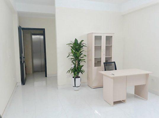 Cho thuê văn phòng tại số 10 Trân Đăng Ninh