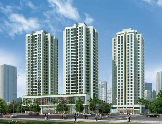 Dự án bất động sản dành cho người thu nhập thấp