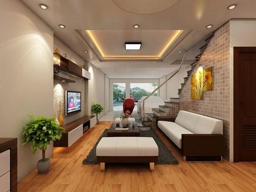 Xu hướng thiết kế không gian nội thất nhà ống mới nhất năm 2019