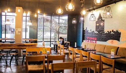Tổng hợp tất tần tật những xu hướng thiết kế quán cafe hiện nay