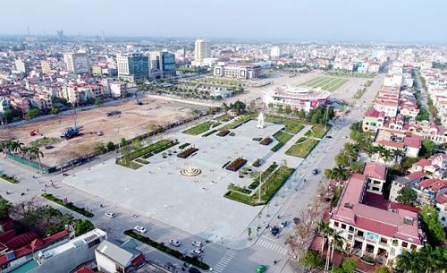 Thị trường đất nền tại Bắc Giang bùng nổ