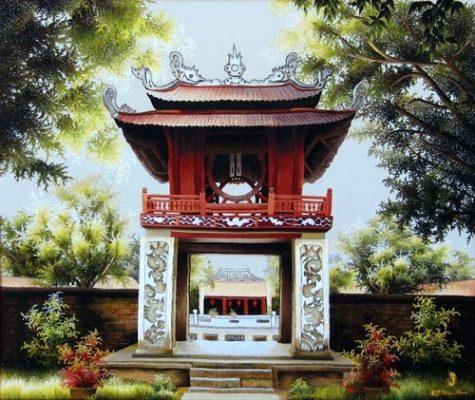 Tổng hợp những công trình kiến trúc độc đáo ở Việt Nam