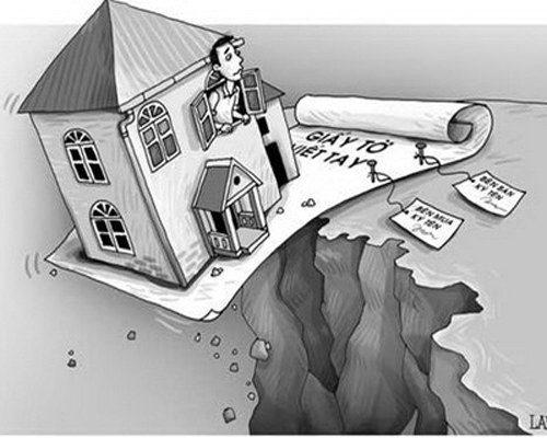 """Có nên mua bán nhà đất bằng """"giấy viết tay"""" không?"""