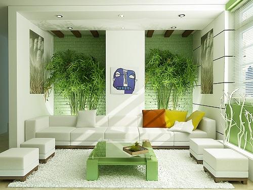 Cách trang trí nhà cho mùa hè thêm tươi mát và độc đáo