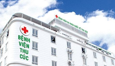 Bệnh viện ĐKQT Thu Cúc tìm thuê mặt bằng