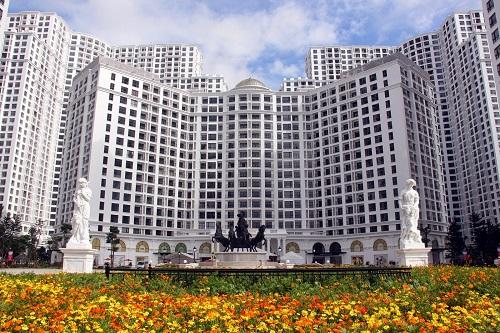 TOP chung cư đáng mua nhất tại Hà Nội