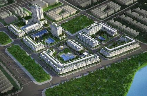 khu nhà phố đẹp tại Đà Nẵng
