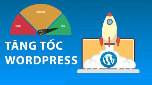 Dịch vụ tối ưu tốc độ website WordPress