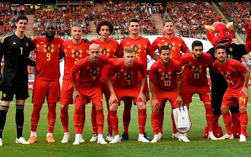 Nhận định sức mạnh đội tuyển Bỉ